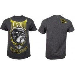 T-shirt Tapout gris underdogs