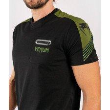 T-shirt Venum Cargo - Noir/vert