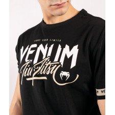 T-shirt Venum BJJ Classic 2.0 Noir/sable
