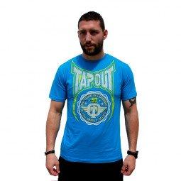 T-shirt Tapout bleu