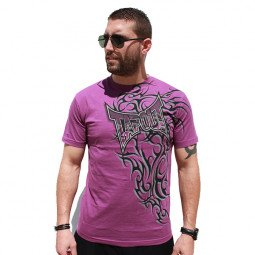 T-shirt Tapout tribal violet