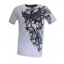 T-shirt Tapout tribal gris