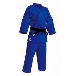 Kimono Judo Compétition Bleu Mizuno Shiai Gi