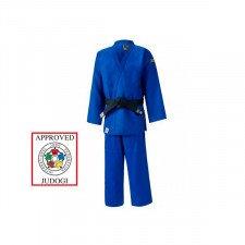 Kimono Judo Bleu Yusho IJF (2015)