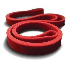 Bande de musculation élastique Rouge
