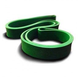 Bande de musculation élastique Vert