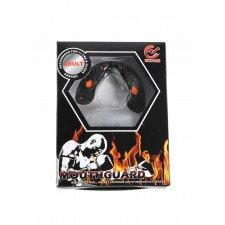 Protège Dents GEL Super Confort orange/noir