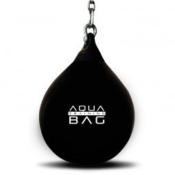 Aqua punching Bag Noir