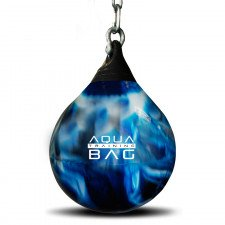 Aqua punching Bag Bleu