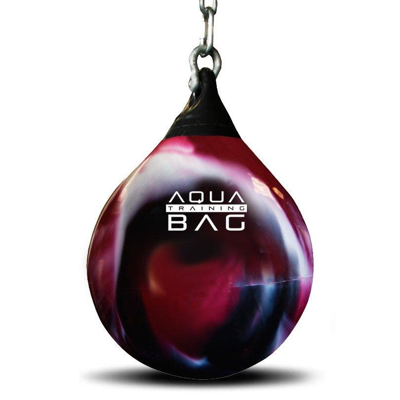 Aqua Punching Bag rouge