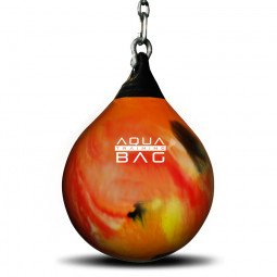 Aqua Punching Bag Orange