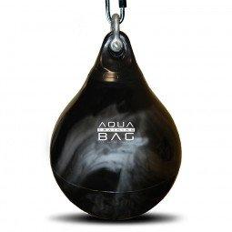 Aqua Punching Bag Noir/Argent