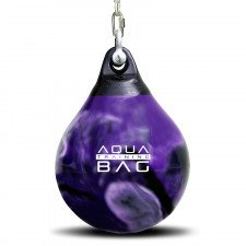 Aqua Punching Bag Violet