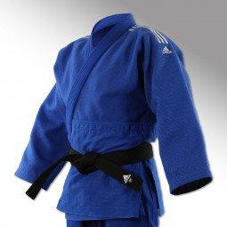 Kimono de judo Millenium Bleu