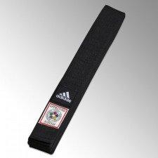 Ceinture judo noire IJF
