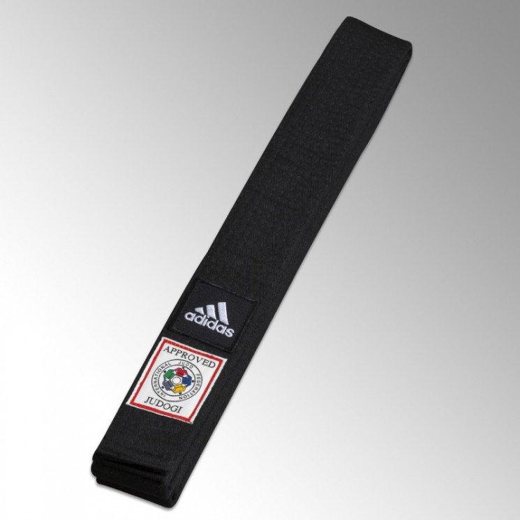 db6451048589 Ceinture noire judo IJF Adidas