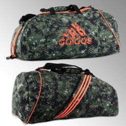 Sac de sport Combat camouflage