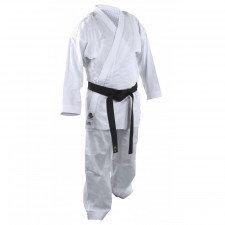 Kimono karaté Kumité Fighter bandes blanches