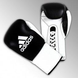 Gants de boxe Glory Blanc/Noir