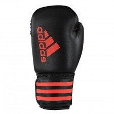 Gants de Boxe Hybrid 50 Noir/Rouge