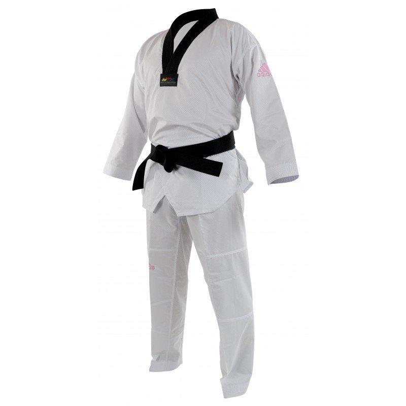 Dobok Taekwondo Adi Contest Adidas Bleu
