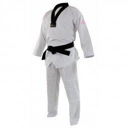 Dobok Taekwondo Adi-Contest logo Rose