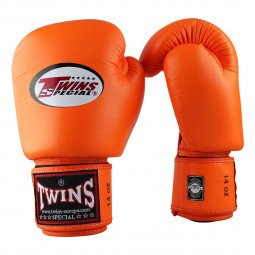 Gants de boxe BGVL 3 Orange
