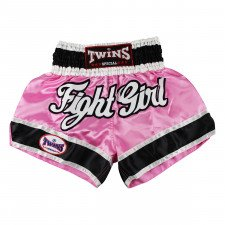 Short Boxe Thaï TTBL013 Twins Trunk