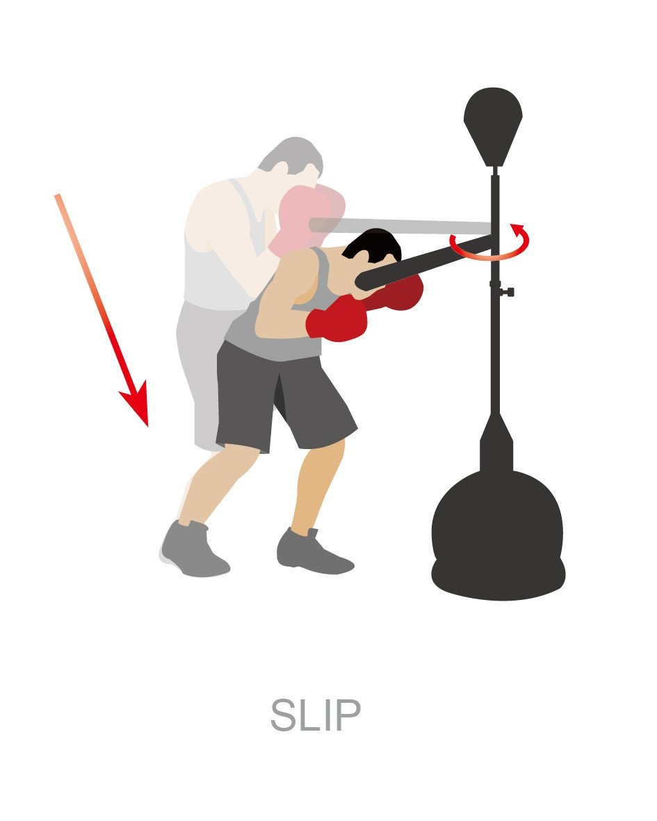 Power Spin Boxing Trainer