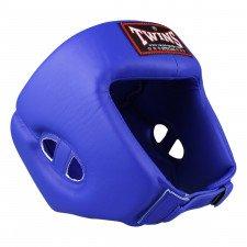 Casque de boxe HGL 4 Bleu