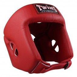 Casque de boxe HGL 4 Rouge