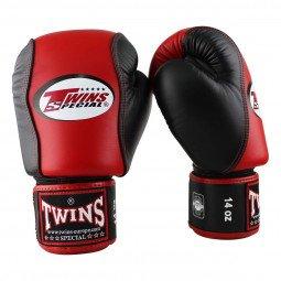 Gants de boxe BGVL 7 Rouge/Noir
