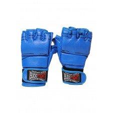 Gants MMA Warrior Bleu