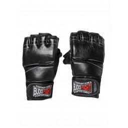 Gants MMA Warrior Noir