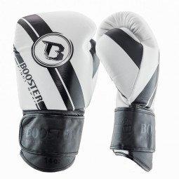 Gants de boxe BGL V3 Blanc/Noir/Blanc