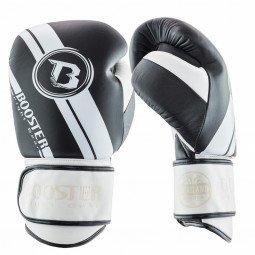 Gants de boxe BGL V3 Noir/Blanc/Noir