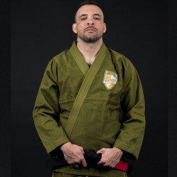 Kimono JJB Pro Shield Olive