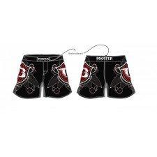 Short MMA Pro 18 Warrior Shield