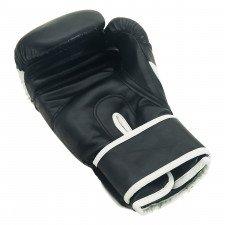 Gants de Boxe BT Sparring Noir/Blanc