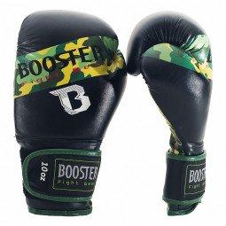 Gants de Boxe BT Sparring Noir/Camouflage