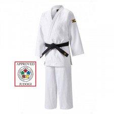 Kimono Judo Compétition Blanc Yusho Japan IJF