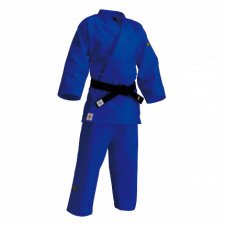 Kimono Judo Compétition Bleu Yusho Japan IJF