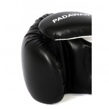 Gants de Boxe Enfant Padawan Noir