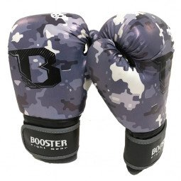 Gants de Boxe BG Youth Camo Gris