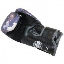 Gants de Boxe BG Youth Camo Gris