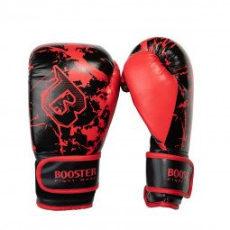 Gants de Boxe BG Youth Marbre Rouge