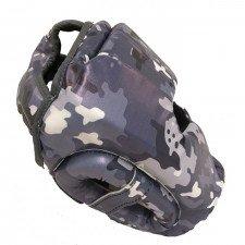 Casque de boxe HGL B2 Youth Camouflage gris
