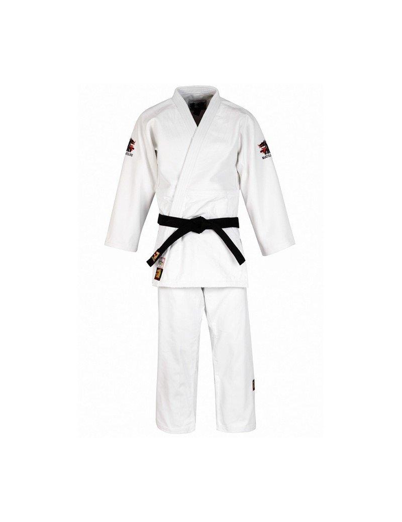 Kimono Judo Matsuru IJF Blanc