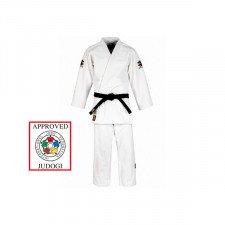 Kimono Judo Mondial IJF Blanc