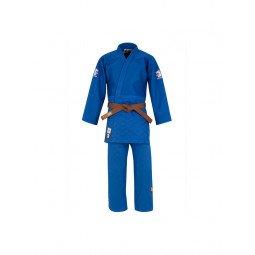 Kimono Judo Champion IJF Bleu